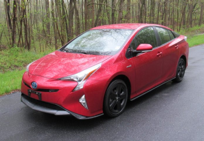 The 2018 Toyota Prius is the world's best-selling hybrid car. But a couple of more affordable alternatives are also worth considering. Photo courtesy of Brady Holt.